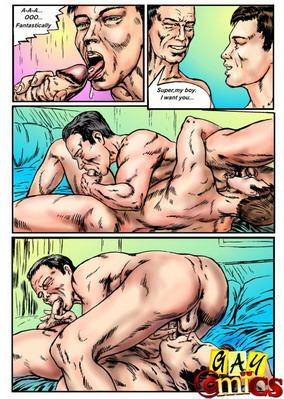 Gay comix xxx